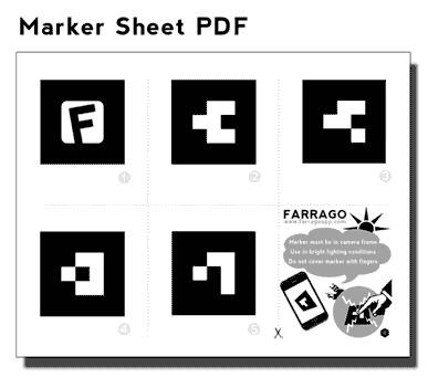 Marker Sheet